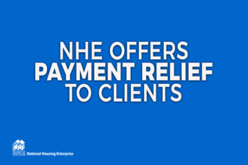 NHE offers payment relief to clients